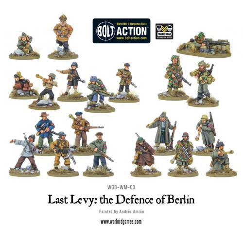 Bolt Action: Last Levy - The Defence of Berlin