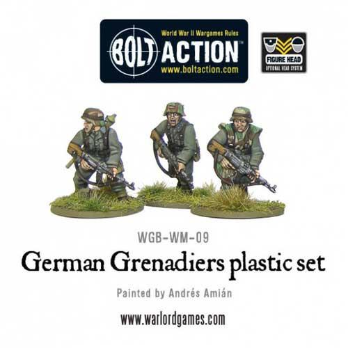 Bolt Action: German Grenadiers