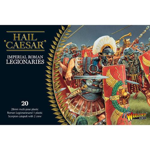 Hail Caesar: Imperial Roman Legionaries (Plus Scorpion)