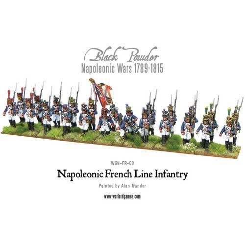 Black Powder: French Line Infantry 1806-1810 (24)