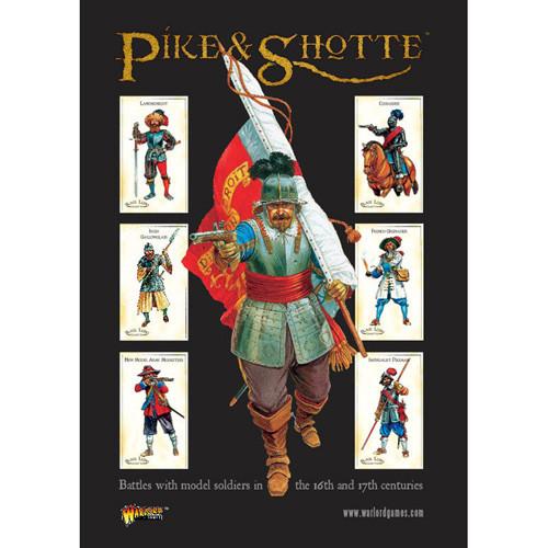Pike & Shotte: Rulebook (Hardcover)