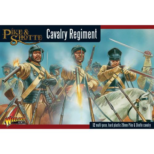 Pike & Shotte: Cavalry Regiment