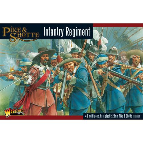 Pike & Shotte: Infantry Regiment