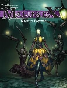 Malifaux: Rising Powers Rulebook