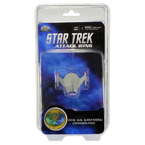 Star Trek: Attack Wing - Romulan I.R.W. Gal Gath'thong Expansion Pack