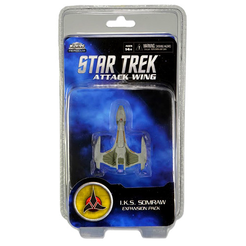 Star Trek: Attack Wing - Klingon I.K.S. Somraw Expansion Pack
