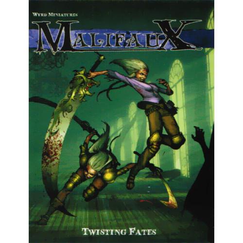 Malifaux: Twisting Fates Rulebook