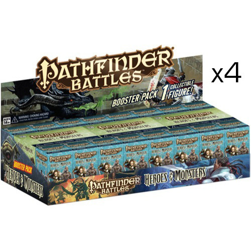 Pathfinder Battles: Heroes & Monsters - Case