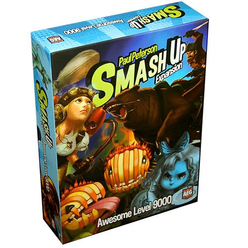 Smash Up: Awesome Level 9000 Expansion