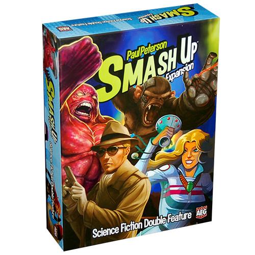 Smash Up: Science Fiction Double Feature Expansion