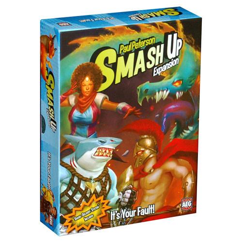 Smash Up: It's Your Fault Expansion