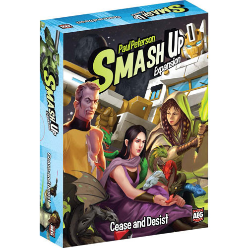 Smash Up: Cease and Desist Expansion