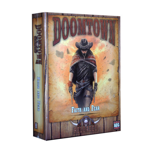 Doomtown: Reloaded - Faith and Fear Pine Box Expansion