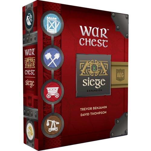 War Chest: Siege Expansion