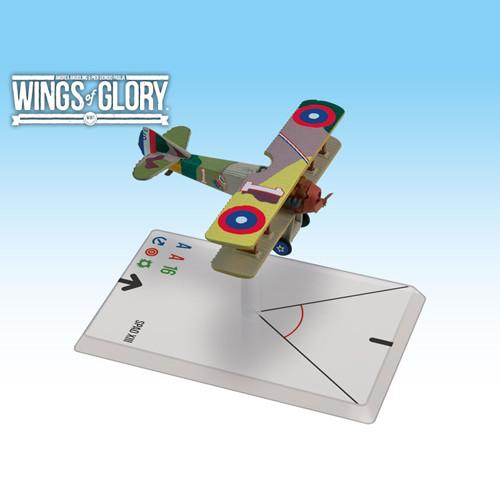 Wings of Glory: WWI - SPAD XIII (Rickenbacker)