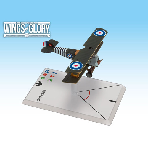 Wings of Glory: WWI - Sopwith Camel (Barker)