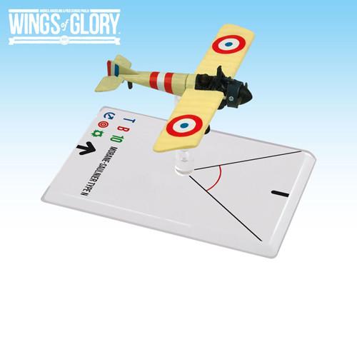Wings of Glory: WWI - Morane-Saulnier Type N (Chaput)