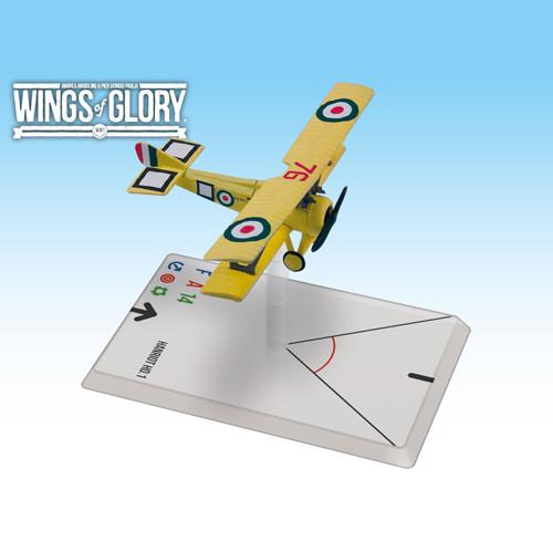 Wings of Glory: WWI - Hanriot HD.1 (Scaroni)