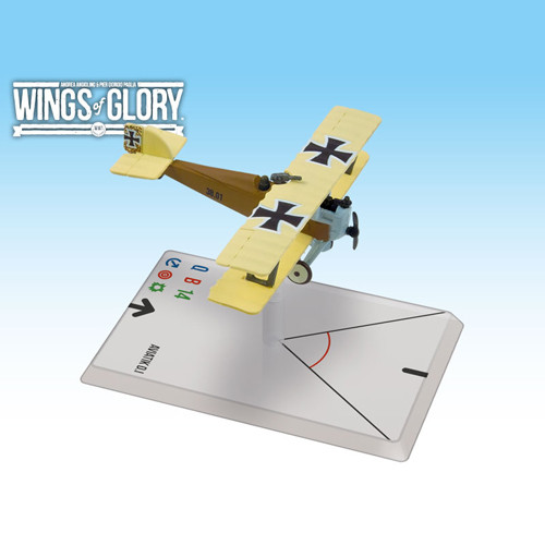 Wings of Glory: WWI - Aviatik D.I (Sabeditsch)