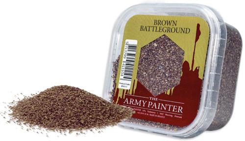 Army Painter: Brown Battleground (150ml)