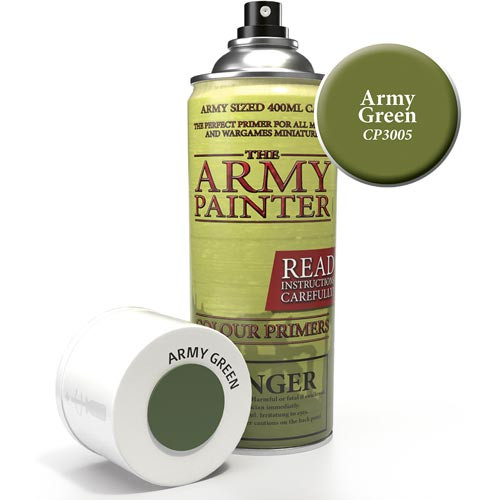 Army Painter Color Primer: Army Green