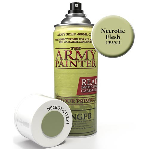 Army Painter Color Primer: Necrotic Flesh