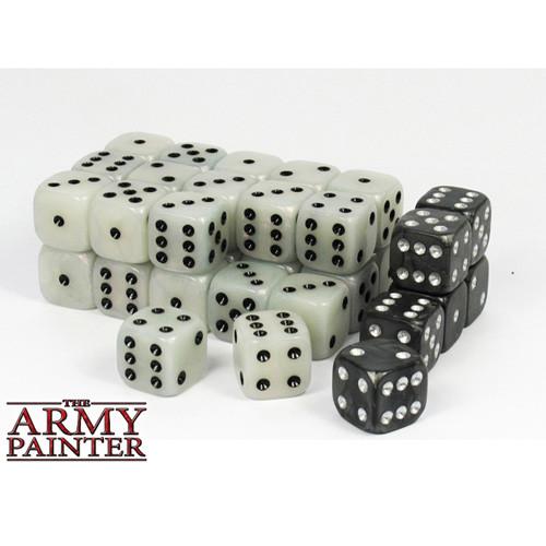 Army Painter: Wargaming Dice - White