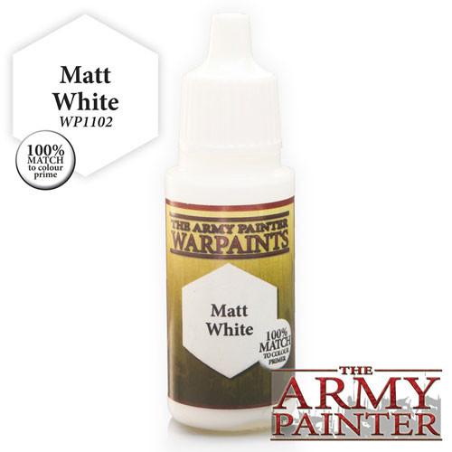 Army Painter Warpaint: Matt White