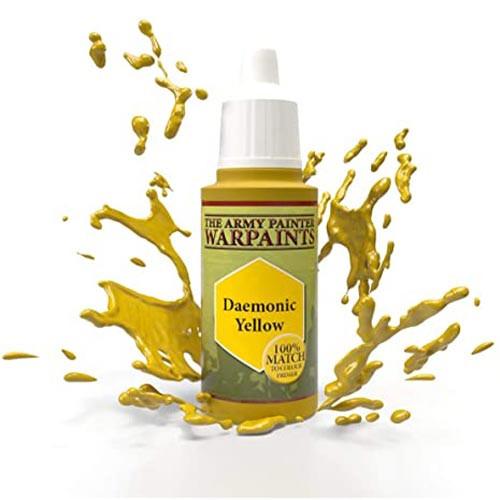 Army Painter Warpaint - Daemonic Yellow