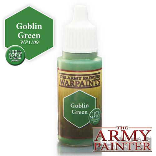 Army Painter Warpaint: Goblin Green