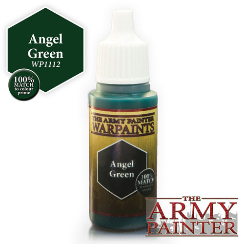 Army Painter Warpaint - Angel Green