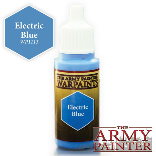 Army Painter Warpaint: Electric Blue