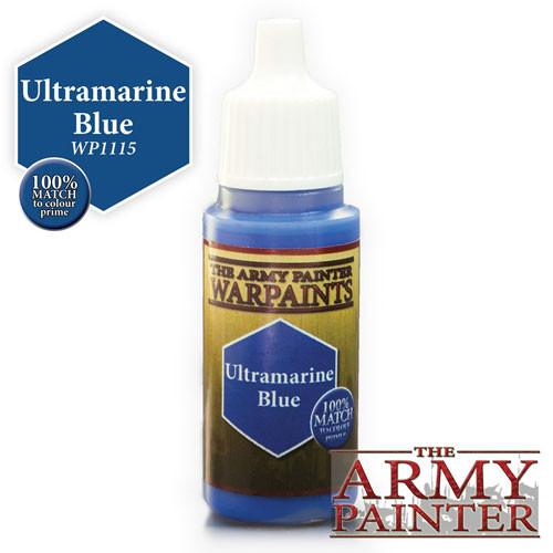Army Painter Warpaint: Ultramarine Blue