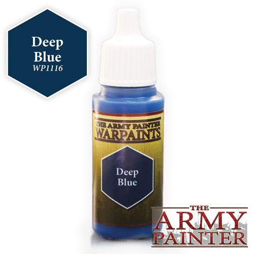 Army Painter Warpaint - Deep Blue