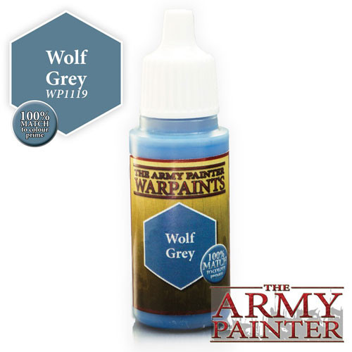 Army Painter Warpaint - Wolf Grey