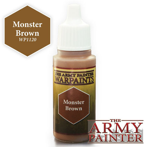 Army Painter Warpaint: Monster Brown