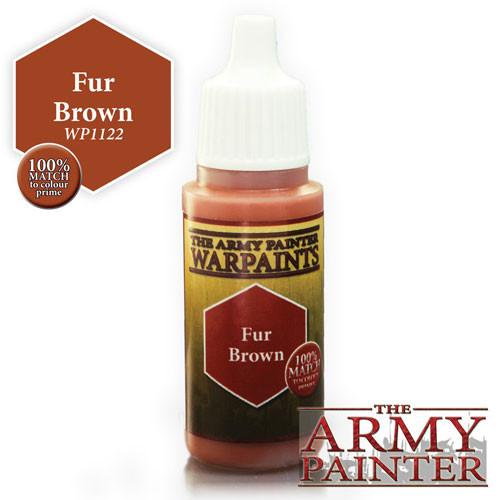 Army Painter Warpaint: Fur Brown