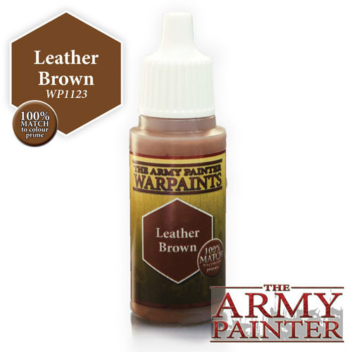 Army Painter Warpaint: Leather Brown