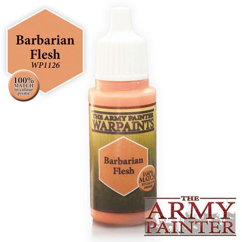 Army Painter Warpaint: Barbarian Flesh