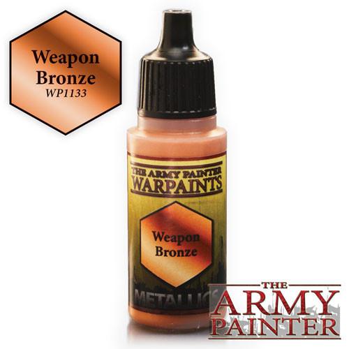 Army Painter Warpaint - Weapon Bronze