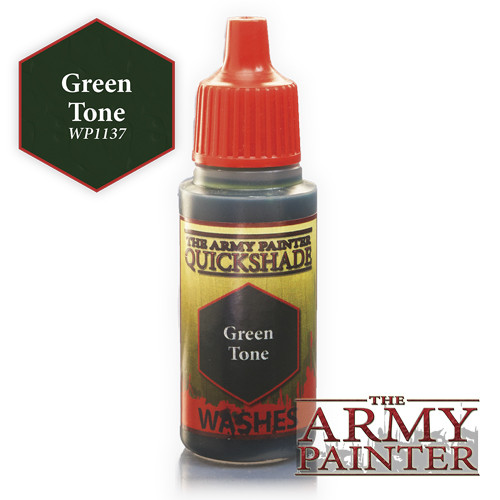 Army Painter Warpaint: Green Tone Wash