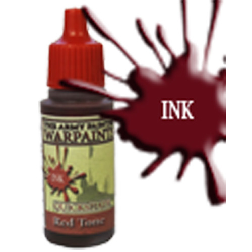Army Painter Warpaint - Red Tone Ink (18ml)