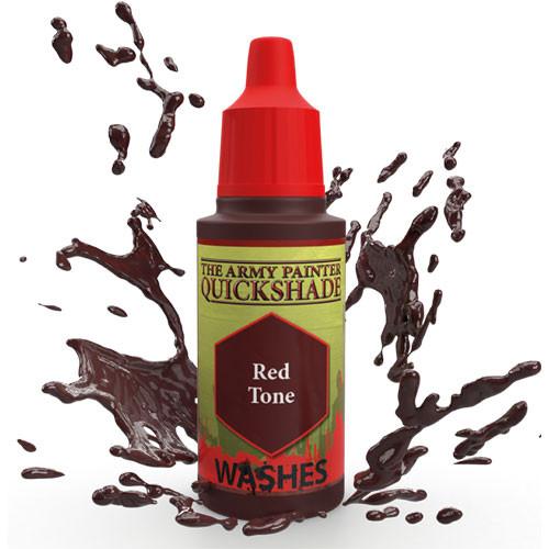 Army Painter Warpaint: Quickshade Red Tone Wash (18ml)
