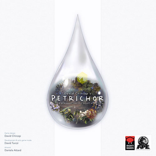 Petrichor)