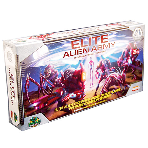 Galaxy Defenders: Elite Alien Army Expansion