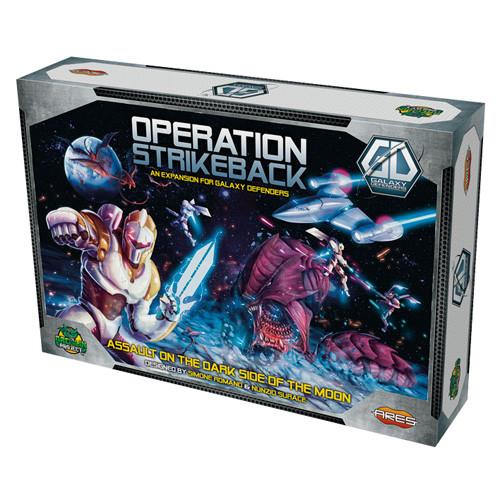 Galaxy Defenders: Operation Strikeback Expansion
