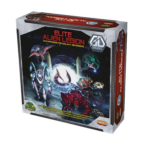 Galaxy Defenders: Elite Alien Legion Expansion