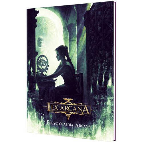 Lex Arcana RPG: Encyclopaedia Arcana (Hardcover)