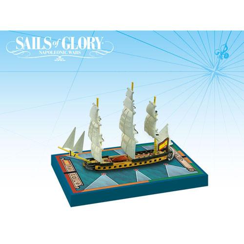 Sails of Glory: Sirena 1793/Ifigenia 1795 Ship Pack