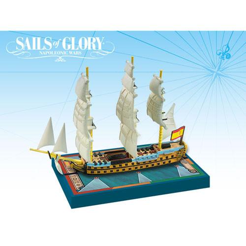 Sails of Glory: Argonauta 1806/Heroe 1808 Ship Pack